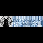 logotyp för nya strandstugan